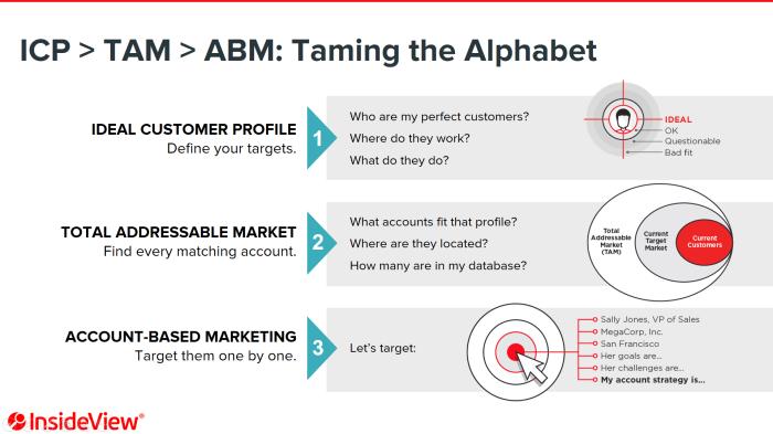 """ABM: Taming the Alphabet"" slide courtesy of InsideView"