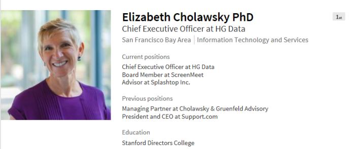 HG Data Cholawsky